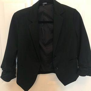 Express black blazer 4